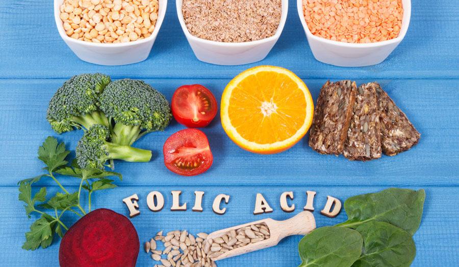 Folate or Folic Acid Food Sources